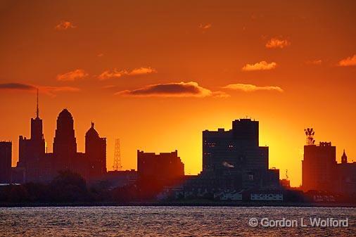 Gordon Wolford Photography New York Buffalo Skyline